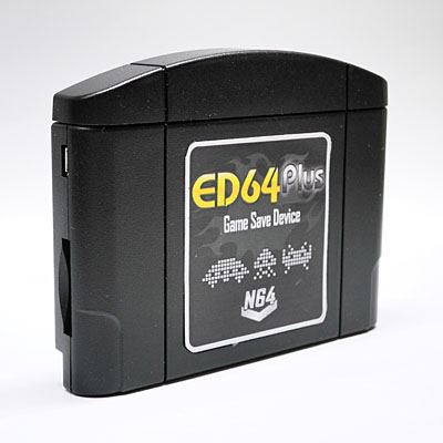 ED64Plus for N64 (NTSC Ver.) - Click Image to Close