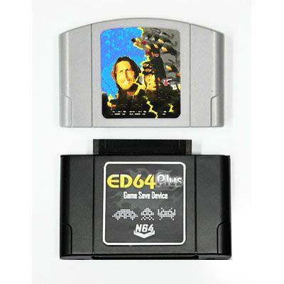 ED64Plus for N64 (PAL Ver.) - Click Image to Close